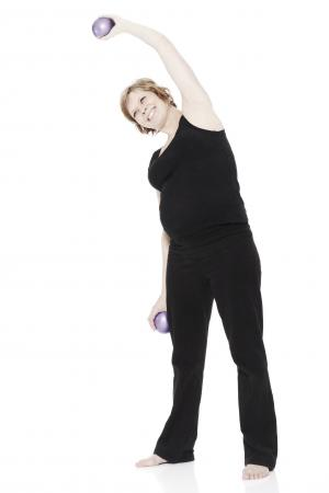 Gravid træning