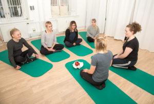 Undervisning, Fersilitet, Fersilitets Fysio, yogamåtter