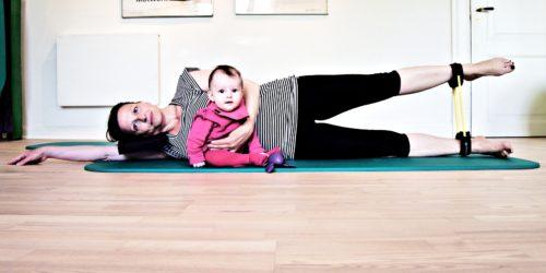 Efterfødsels Pilates, BjørengKlinik.